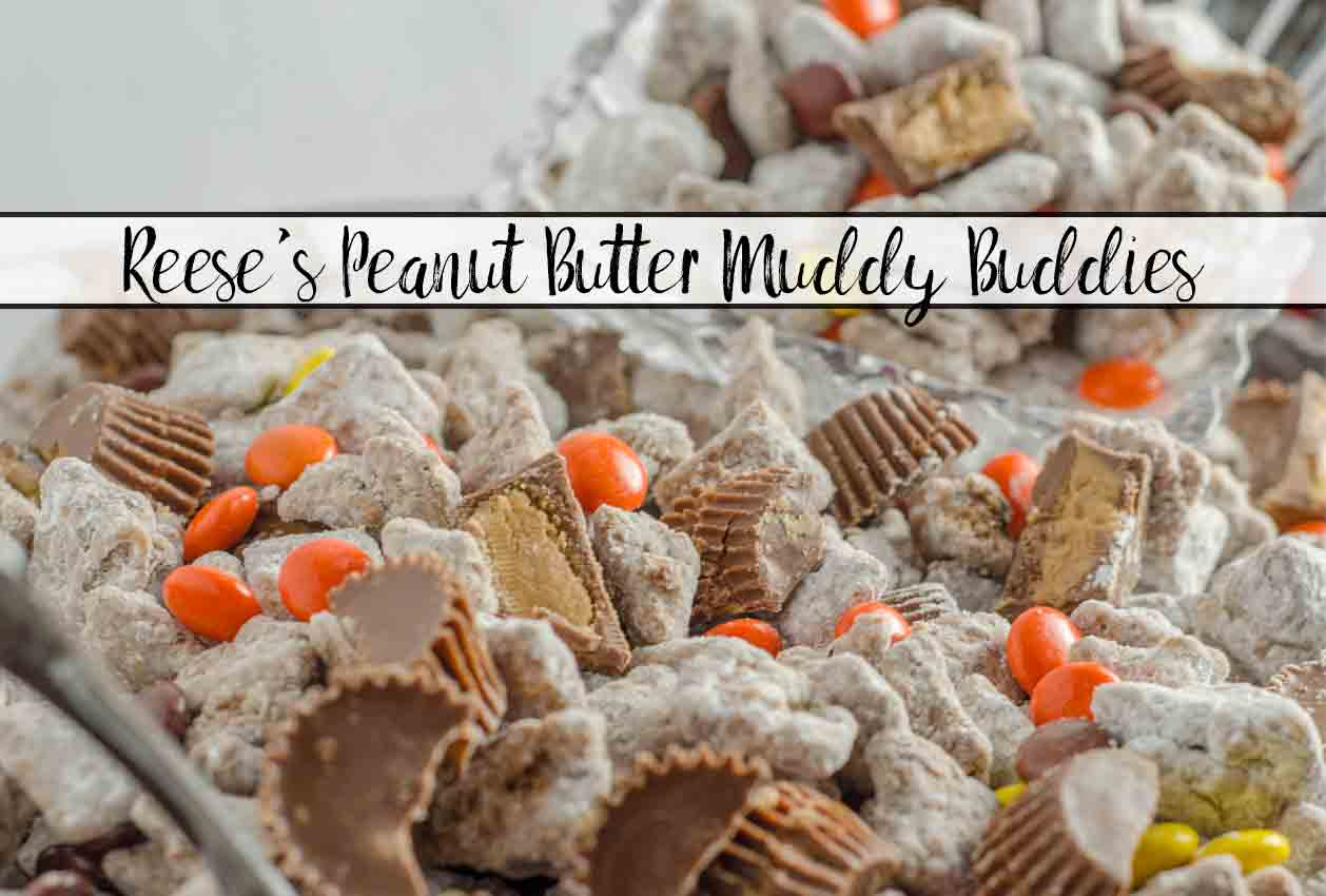 Reese S Peanut Butter Cups Muddy Buddies Aka Puppy Chow